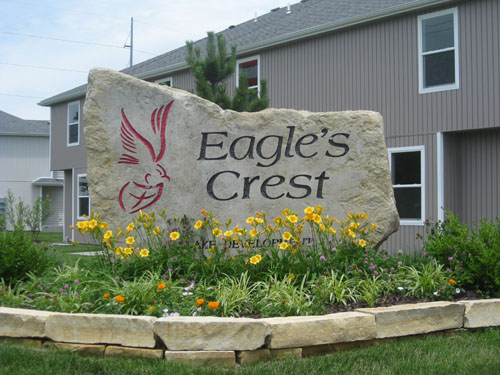 Stone Sign Products Artistic Signs Unlimited Kansas City